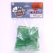 D&D Attack Wing Green Base & Peg Pack