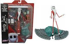 Nightmare Before Christmas: Santa Jack (Marvel Select)