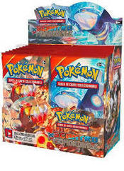 Primal Clash Booster Box
