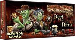 The Red Dragon Inn: Allies - Keet & Nitrel Expansion