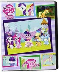 4-Pocket Binder: My Little Pony - Friendship is Magic