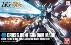 Gundam Build Fighters: Cross Bone Gundam Maoh - Mao Yaska Custom Mobile Suit HG
