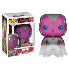 #71 Vision - Target Exclusive (Avengers Age of Ultron)