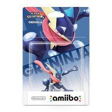 Greninja - Super Smash Bros. - Amiibo (Nintendo)