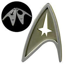 Star Trek: Starfleet Command Badge
