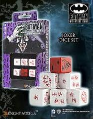 Batman - Joker Dice Set