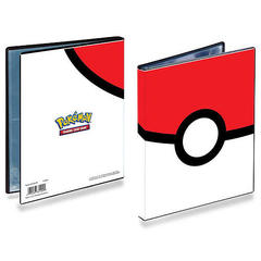 4-Pocket PokeBall Binder