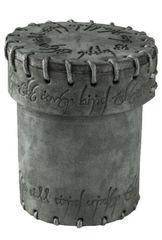 Dice Cup: Elven - Suede Graphite
