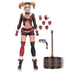 DC Designer Series: Harley Quinn - DC Bombshells