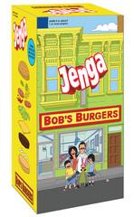 Jenga: Bob's Burgers