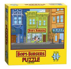Bob's Burgers: Store Front Puzzle - 550 Pieces