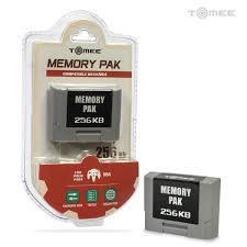 N64 256KB Memory Card - Tomee