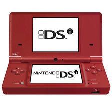 Nintendo DSi Red