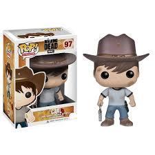 #97 - The Walking Dead: Carl