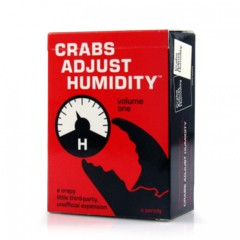 Crabs Adjust Humidity: H