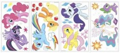 Wall Decals My Little Pony (Peel&Stick)