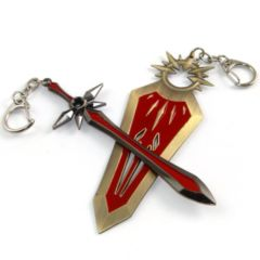 Leona the Radiant Dawn KeyChain (League of Legends)