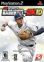 2K Sports - MLB 2K10 (Playstation 2)