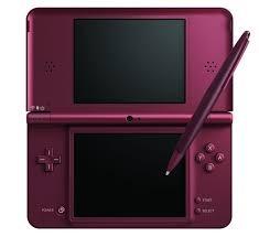 DSi XL Maroon (Nintendo DSI)