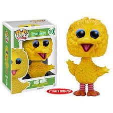 #10- Big Bird (Sesame Street)