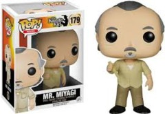 #179 Mr Miyagi (The Karate Kid)