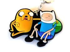Adventure Time: Jake and Finn Keychain