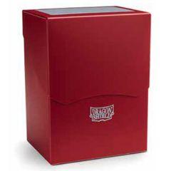 Dragon Shield: Deck Shell - Red
