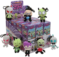 Invader Zim: Plush Clips - Blind Box