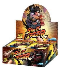 UFS: Street Fighter - Booster Box
