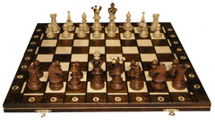 Chess Set: The Ambassador