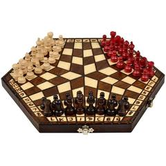 Chess Set: Classic Chess for 3