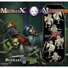 Malifaux: Bunraku