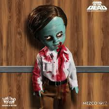 Flyboy Zombie - Dawn of the Dead - Living Dead Dolls
