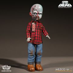 Plaid Shirt Zombie - Dawn of the Dead - Living Dead Dolls