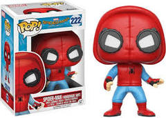 #222 - Spider-Man Homecoming: Spider-Man - Homemade Suit