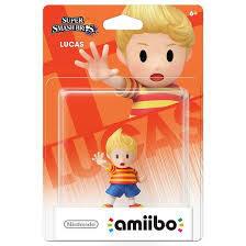 Lucas - Super Smash Bros.