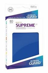 Ultimate Guard 80 - Supreme UX Sleeves Standard Size - Matte Blue