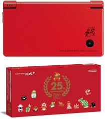 Nintendo Dsi XL Mario