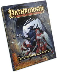 Pathfinder Roleplaying Game: Adventurers Guide