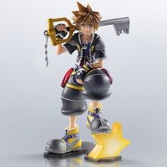 Static Arts Gallery: Kingdon Hearts II - Sora