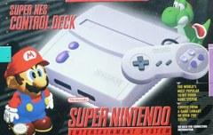 Super Nintendo Mini Console Control Deck (SNES II)