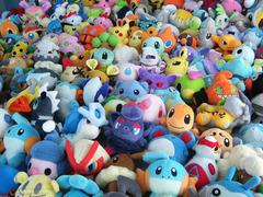 Pokemon: Plushies