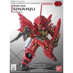 SD Gundam EX-Standard: Sinanju