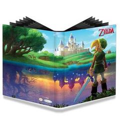 Zelda: A Link Between Worlds - Pro-Binder