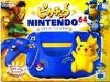 Nintendo 64 System: Pokemon - Japanese Version (N64)