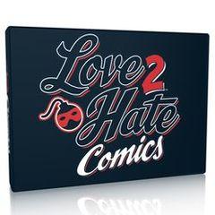 Love 2 Hate - Comics