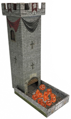 Dice Tower: Castle Keep Dice Tower