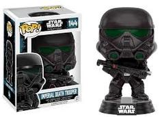 #144 - Star Wars: Rogue One - Imperial Death Trooper