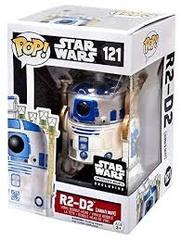 #121 R2-D2 (Jabba's Skiff Smugglers Bounty Excl)