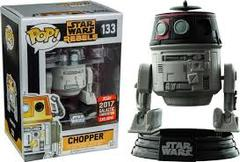 #133 - Star Wars Rebels: Chopper (2017 Galactic Convention Exclusive)